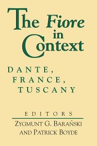 Cover Fiore in Context, The