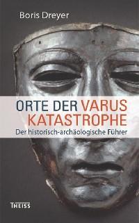 Cover Orte der Varuskatastrophe