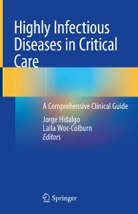 Cover Highly Infectious Diseases in Critical Care