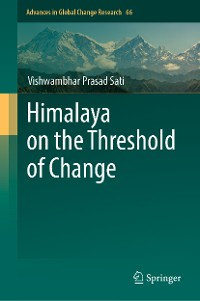 Cover Himalaya on the Threshold of Change