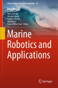 Cover Marine Robotics and Applications