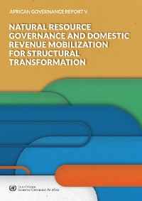 Cover African Governance Report V - 2018