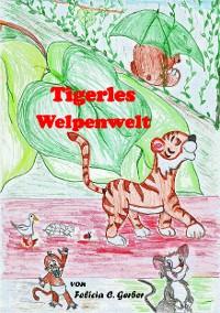 Cover Tigerles Welpenwelt