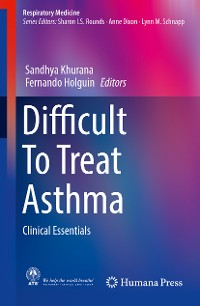 Cover Difficult To Treat Asthma
