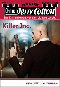 Cover Jerry Cotton 3228 - Krimi-Serie