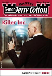 Cover Jerry Cotton 3228 - Krimi-Serie