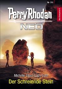 Cover Perry Rhodan Neo 211: Der Schreiende Stein
