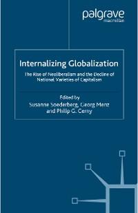 Cover Internalizing Globalization