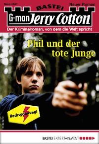 Cover Jerry Cotton 3187 - Krimi-Serie