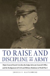 Cover To Raise and Discipline an Army