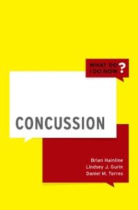 Cover Concussion