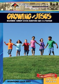 Cover Growing with Jesus