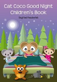 Cover Cat Coco Good Night Children's Book