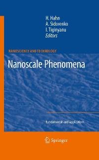 Cover Nanoscale Phenomena