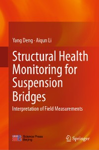 Cover Structural Health Monitoring for Suspension Bridges