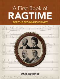 Cover A First Book of Ragtime