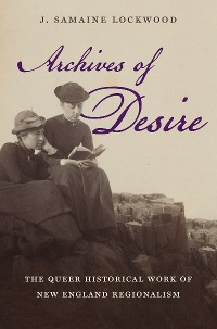 Cover Archives of Desire