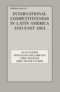 Cover International Competitiveness in Latin America and East Asia