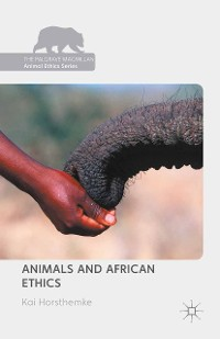 Cover Animals and African Ethics