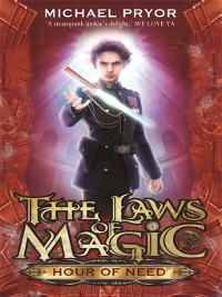 Cover Laws of Magic 6