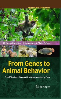 Cover From Genes to Animal Behavior