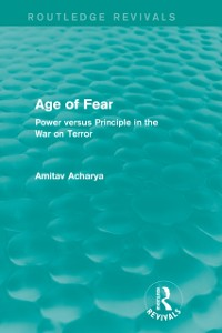 Cover Age of Fear (Routledge Revivals)