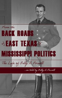 Cover From the Backroads  of East TX  to MS Politics
