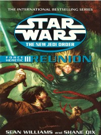 Cover Reunion: Force Heretic III