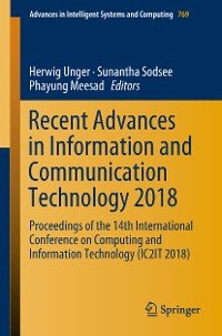 Cover Recent Advances in Information and Communication Technology 2018
