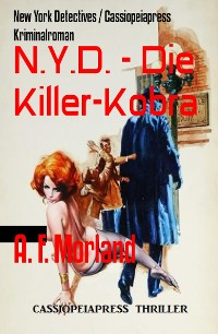 Cover N.Y.D. - Die Killer-Kobra