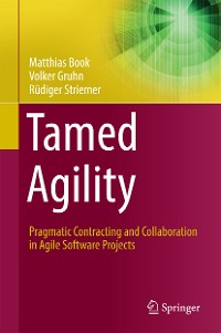 Cover Tamed Agility