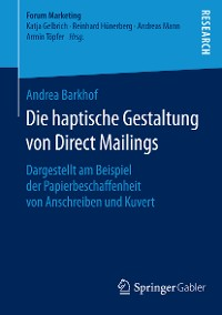 Cover Die haptische Gestaltung von Direct Mailings