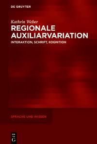 Cover Regionale Auxiliarvariation