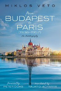 Cover From Budapest to Paris (1936–1957)