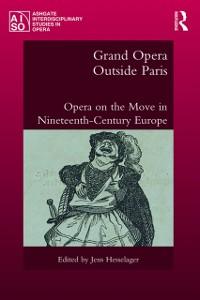 Cover Grand Opera Outside Paris
