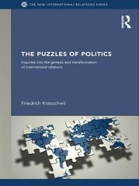 Cover Puzzles of Politics