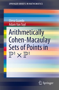 Cover Arithmetically Cohen-Macaulay Sets of Points in P^1 x P^1