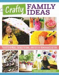 Cover Crafty Family Ideas