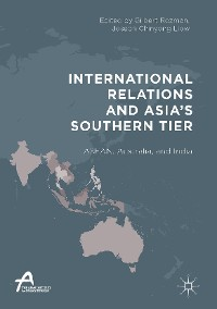 Cover International Relations and Asia's Southern Tier
