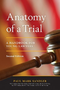 Cover Anatomy of a Trial