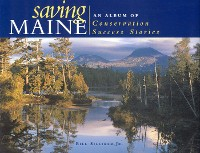 Cover Saving Maine