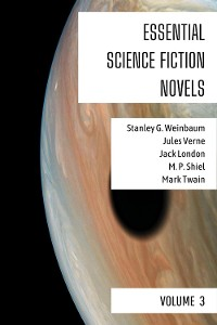 Cover Essential Science Fiction Novels - Volume 3