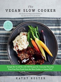 Cover The Vegan Slow Cooker