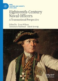 Cover Eighteenth-Century Naval Officers