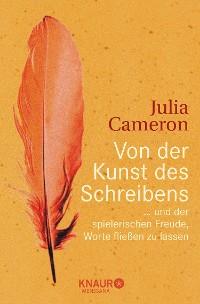 Cover Von der Kunst des Schreibens