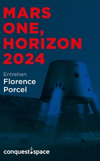 Cover Mars One, horizon 2024
