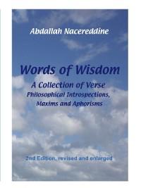Cover Words of Wisdom