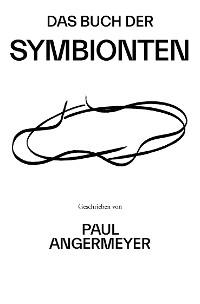 Cover Das Buch der Symbionten