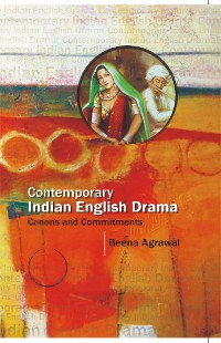 Cover Contemporary Indian English Drama