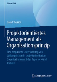 Cover Projektorientiertes Management als Organisationsprinzip